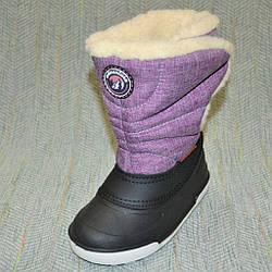 Дитячі чобітки Alisa line Arisona розміри: 36