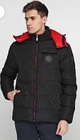 Куртка-Пуховик чоловіча чорна L «Zuelements» (Італія)