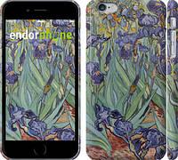 """Чехол на iPhone 6 Plus Винсент Ван Гог. Ирисы """"161c-48"""""""