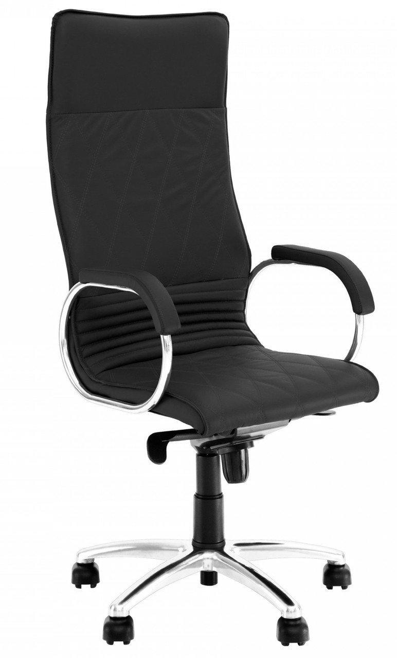 Кресло для руководителей ALLEGRO steel MPD AL68 с механизмом «Мультиблок»