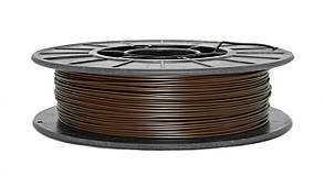 Нить PLA (ПЛА) пластик для 3D печати, Коричневый (1.75 мм/0.5 кг)