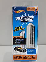 Hot Wheels Fusion Factory Заправка для Игрового набор Создатель автомобилей Hot Wheels