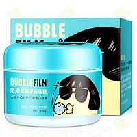 Кислородно-пенная маска для очищения пор Bisutang Bubble Film,100g, фото 1