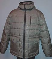 Куртка-Пуховик чоловіча оливкова ХL «Zuelements» (Італія)