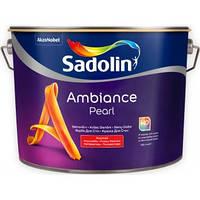 Моющаяся полуматовая краска Sadolin Ambiance Pearl 10 л