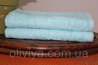 Полотенце для бани (бирюзовое), фото 3