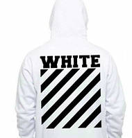 "Худи OFF WHITE Off Hoodie ( Белая ) Толстовка OFF WHITE """" В стиле Off White """""