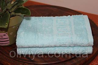 Полотенце для бани (бирюзовое), фото 2