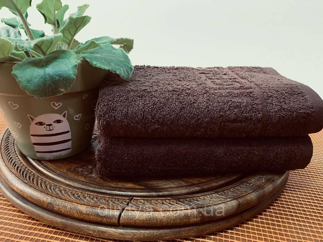 Полотенце для бани (т. кофе)