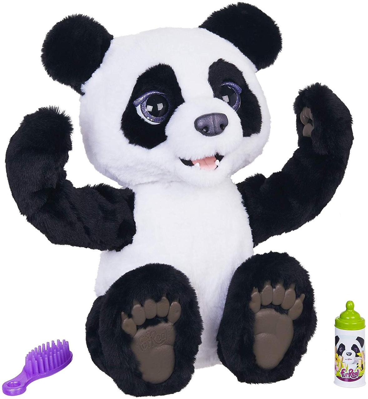 Интерактивная панда Furreal Plum, The Curious Panda Bear Cub, Hasbro