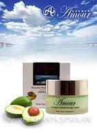 Зволожуючий крем для обличчя з олією авокадо - Avocado Moisturizing Cream