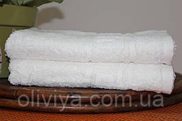 Полотенце для бани (белое)