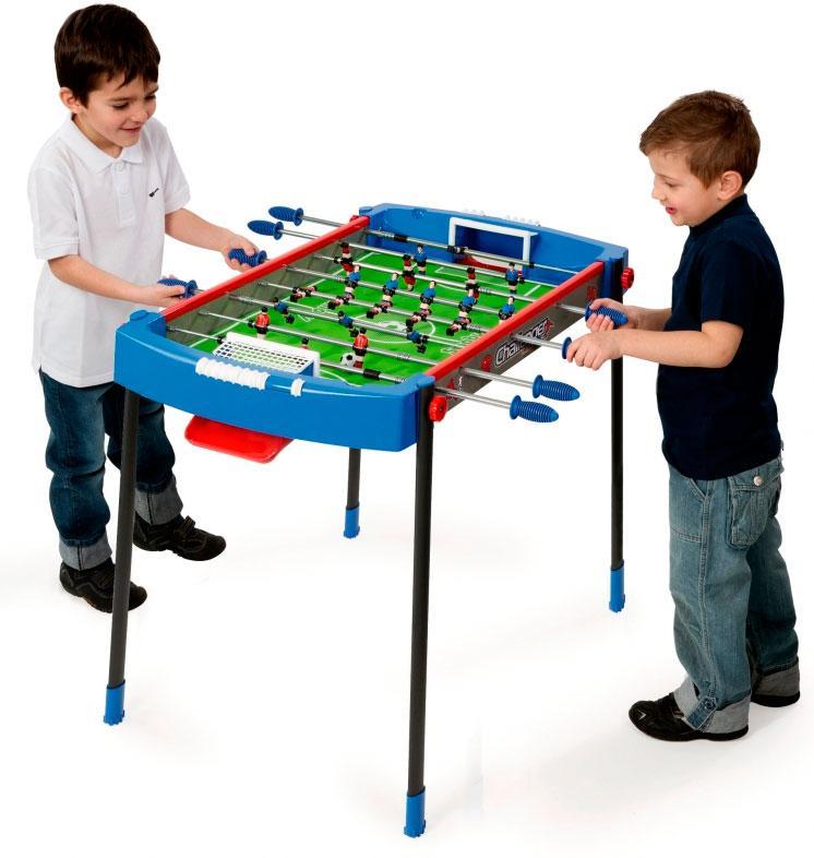 Настольный футбол детский футбольный стол игра Smoby Toys Challenger 620200