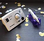 Фрезер для маникюра и педикюра Nail Drill ZS-602 PRO белый 35000 об/мин, 45 Вт
