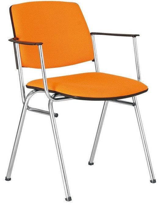Крісло для відвідувачів ISIT arm chrome