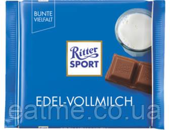 Ritter Sport Молочный шоколад 35% какао
