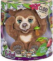 Интерактивный любопытный мишка, Медвежёнок Кубби. FurReal Friends Cubby The Curious Bear, фото 1