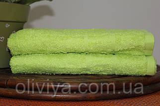Полотенце для бани (оранжевый), фото 3