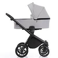 Детская универсальная коляска 2 в 1 Invictus V-Dream Light grey, фото 1