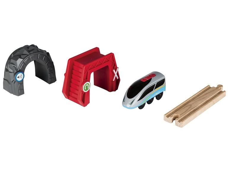 """Набор """"Интерактивные арки"""" для деревянной железной дороги Playtive Junior"""