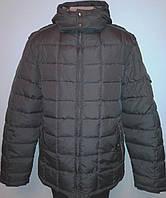 Куртка-Пуховик чоловіча темно-сіра ХL «Zuelements» (Італія)
