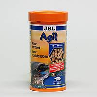 Agil JBL основной корм для водных черепах размером 10–50 см 1 л