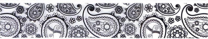 Фольга переводна для лиття та дизайну нігтів мереживо 100 см