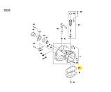 Прокладка піддону МКПП (11 отв.), 96829393, GM, фото 5