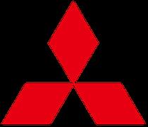 Колпачки на литые диски Mitsubishi