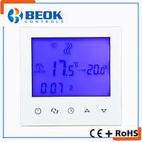 Программируемый терморегулятор Beok TGT70 для водяного отопления (клапаны и приводы)