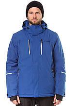 Мужская горнолыжная куртка Maier sports 70 - размер (XXXXXL) синяя