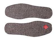 Стельки для обуви войлок 36-46 размер