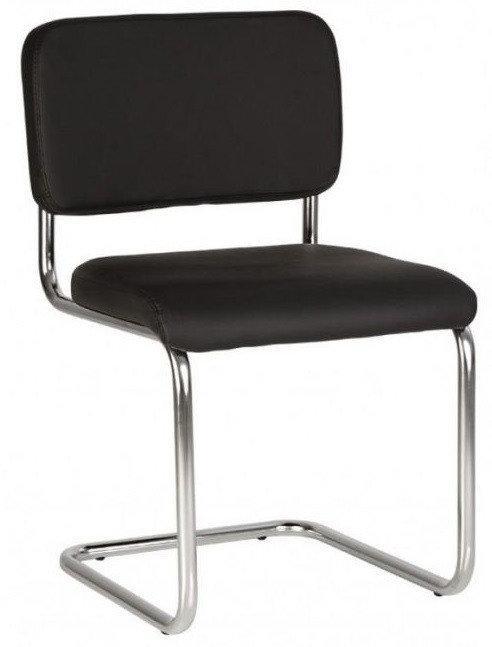 Кресло для посетителей SYLWIA chrome