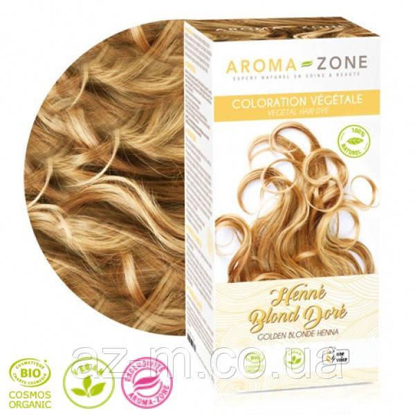 Хна Золотистый блонд с растительными травами BIO, 200 г