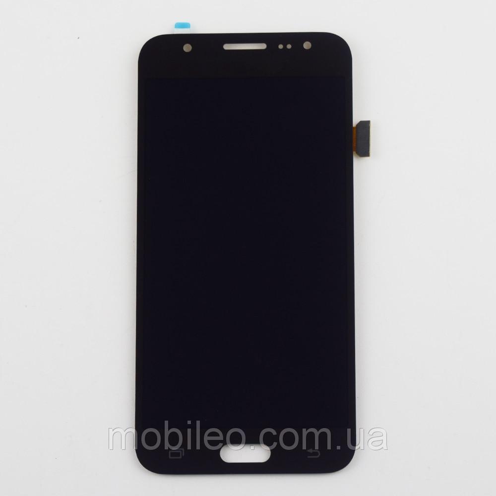 Дисплей (LCD) Samsung J500 Galaxy J5 TFT с тачскрином, чёрный