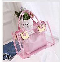 Стильна жіноча сумочка в стилі кутюр є