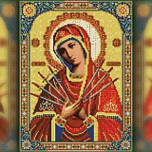 Набор алмазная вышивка Религия#1 - 30х40 см