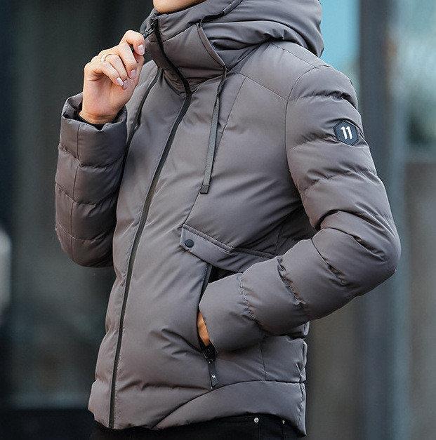 Мужская зимняя куртка СС-8545-75