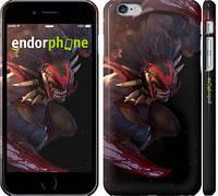 """Чехол на iPhone 6 Plus Dota 2. Bloodseeker """"969c-48"""""""