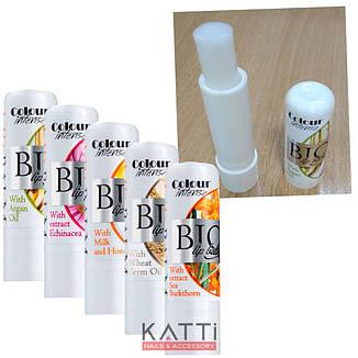 COLOUR INTENSE бальзам для губ Balm Bio LB102 Echinacea с экстрактом эхинацеи, фото 2
