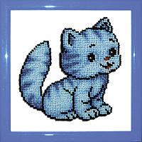 Набор для вышивания бисером «Котенок»