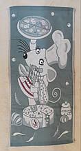 Полотенце для рук Мышка-повар мята