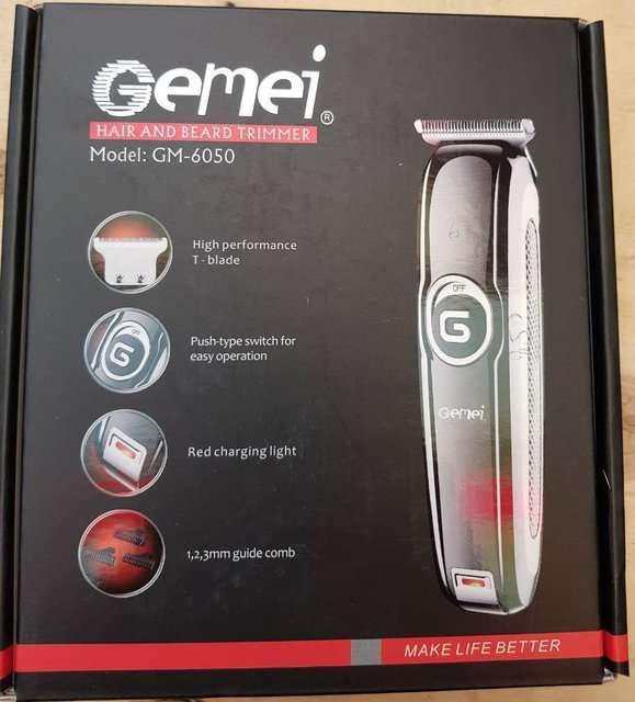 Gemei GM 6050