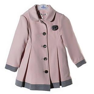 Демісезонне пальто для дівчинки, осінь/весна, розміри 3 роки, 5 років
