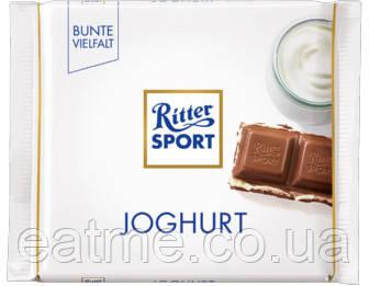 Ritter Sport Молочный шоколад с йогуртом