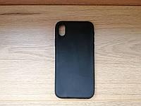 Чехол IPHONE XR Cool Black/JoY