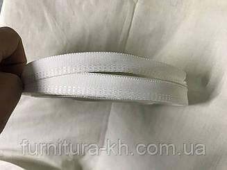 Тесьма для брюк в рулоне 50 метро цвет  белый