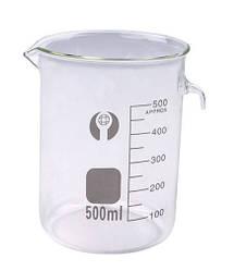 Склянка відливна демонстраційна