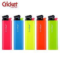 Зажигалка Criket Standart цветной