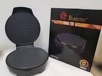 Вафельница для бельгийских вафель DOMOTEC MS-7710